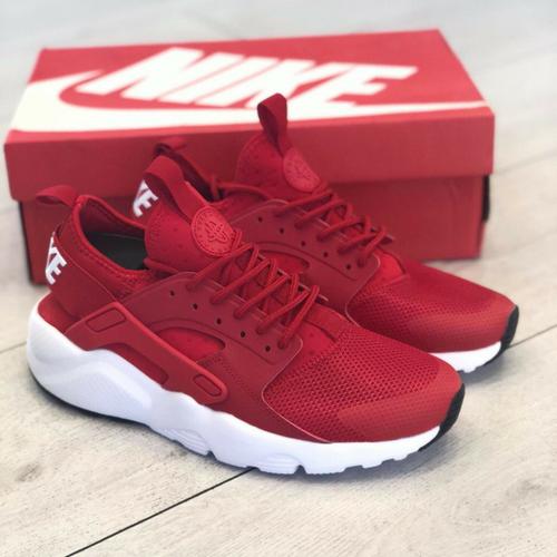 Nike Hurache Ultra Run Red