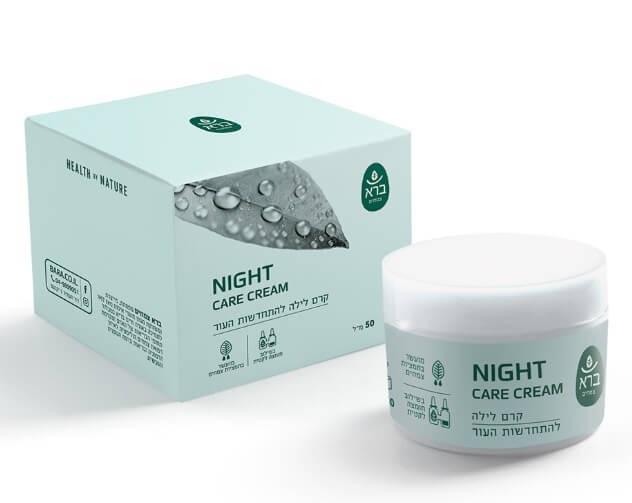 קרם לילה להתחדשות העור | Renewal Night Cream