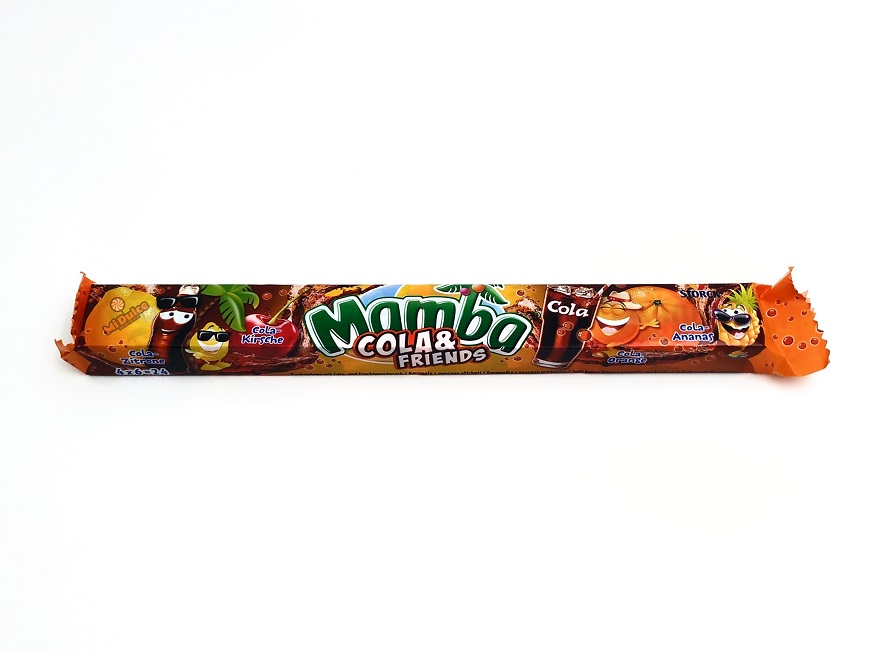 Mamba Toffee Cola & Friends