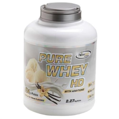 """-- חלבון פאוארטק HD בטעם וניל --  Pure Whey Hd, מכיל   2.3 ק""""ג"""
