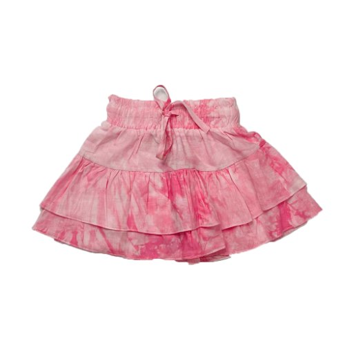 חצאית טאי דאי ורוד 2-16