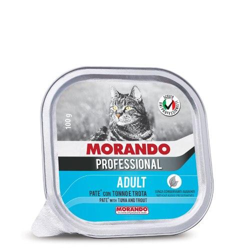 מורנדו מעדן פטה 100 גרם טונה וטרוט