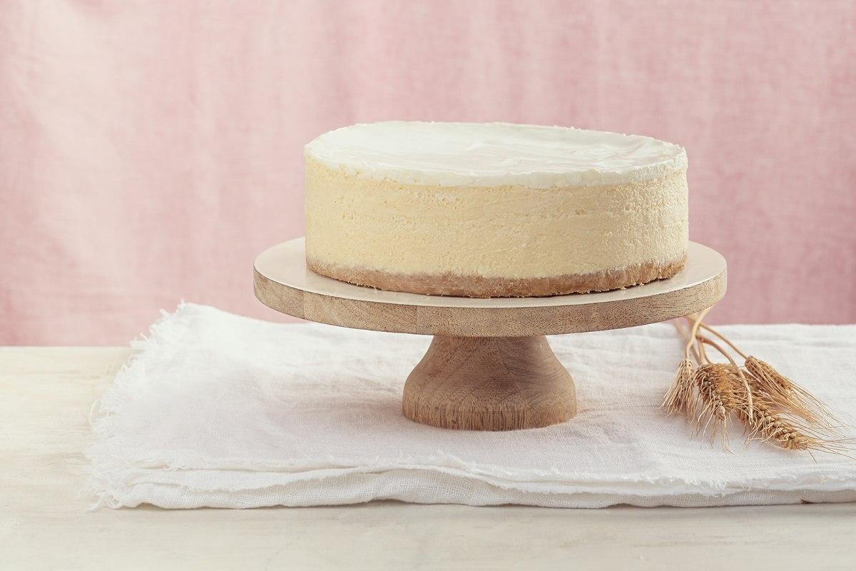 עוגת גבינה אפויה קלאסית- קוטר 20