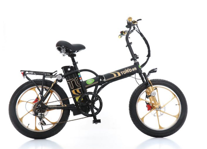 אופניים חשמליים – TORO 48V גלגלים שמנים