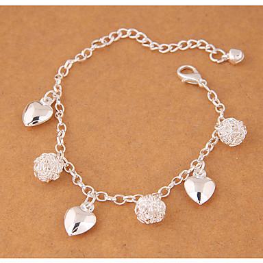 Charm Heart Women's Bracelet - Women's Bracelets