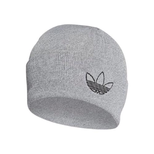 כובע גרב לוגו ADIDAS אפור 1-10