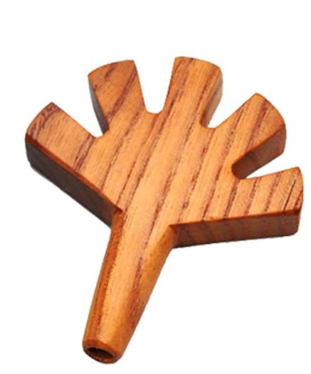 מפצל עץ 5קנים