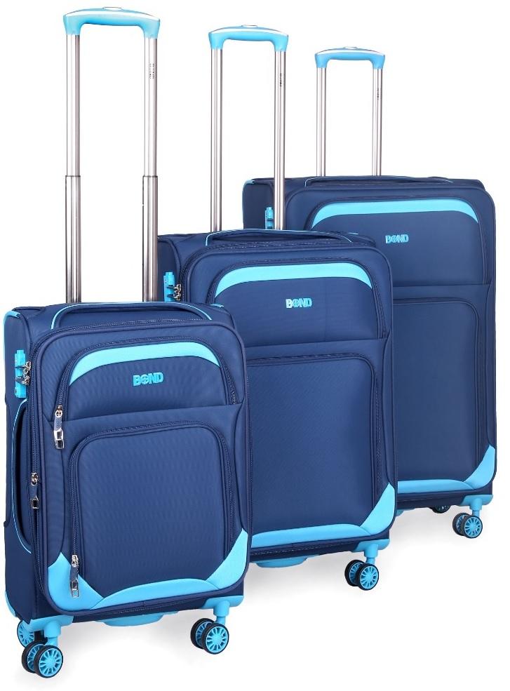סט 3 מזוודות איכותיות - BOND