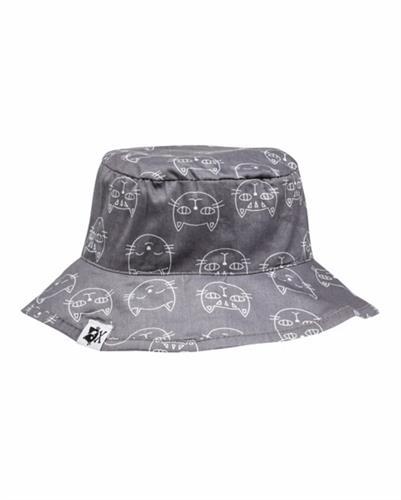 כובע אפור חתולים SUGER