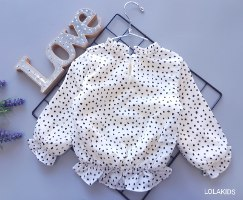 חולצת שיפון דגם 8316
