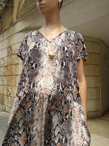 שמלת אמבר - נחש