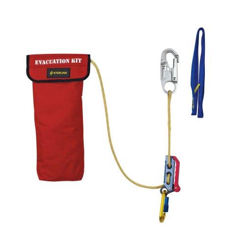 ערכת חילוץ עצמית מסלי הרמה-STERLING FCX Bucket Evac Kit
