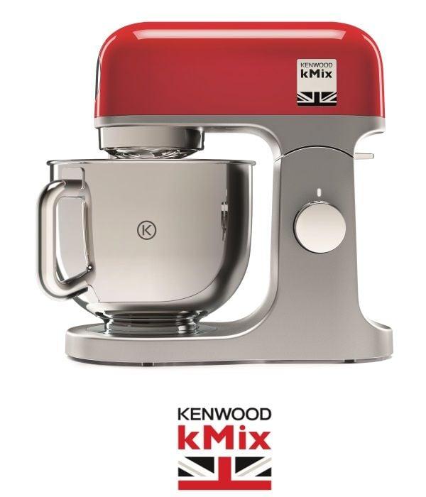 KENWOOD מיקסר kMix Picasso דגם KMX750RD