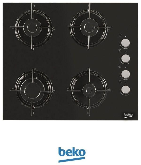 """beko כיריים גז 60 ס""""מ דגם: HISG-64120S"""