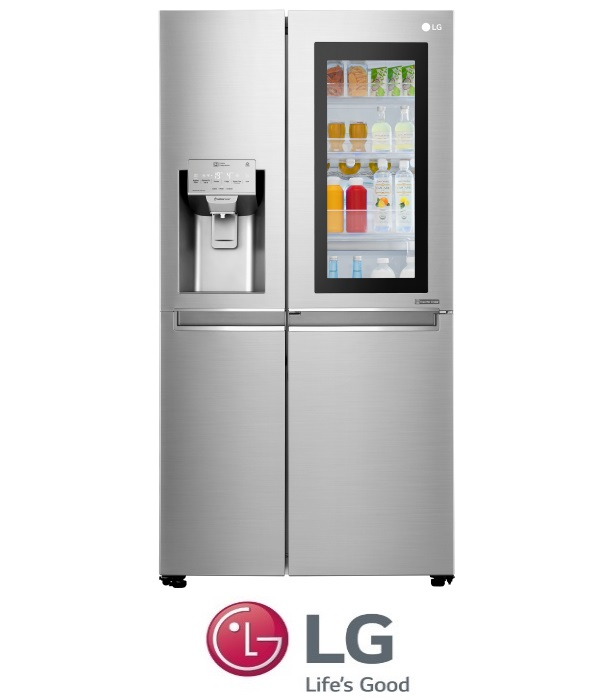 LG מקרר SBS  InstaView Door in Door דגם GR-251INS