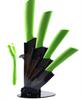 ירוק - סט סכיני שף מקצועיים