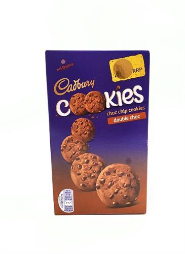 Cadbury Double Choc Cookies
