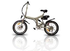 אופניים חשמליים יד שנייה עם סוללה חדשה