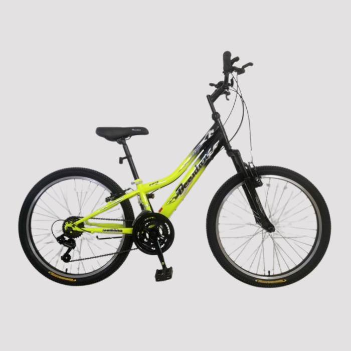 אופני הרים זנב קשיח פלדת אל חלד