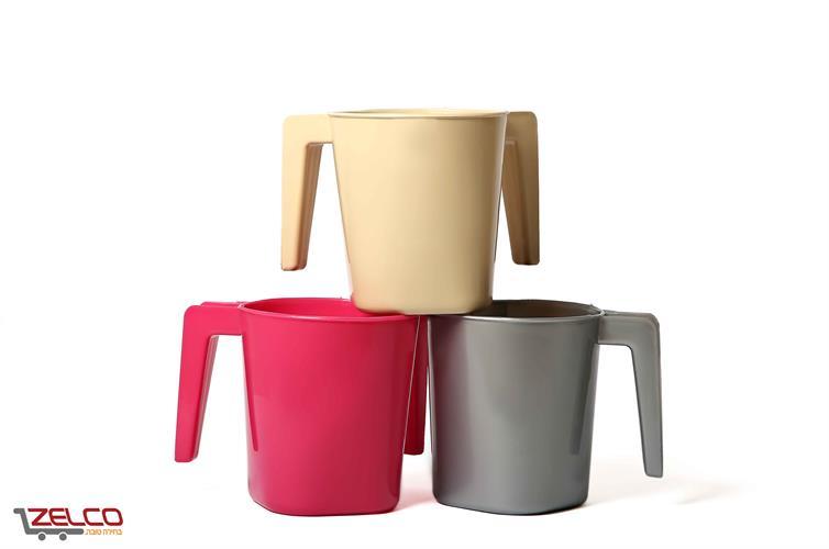 נטלה מהודרת - פלסטיק במגוון צבעים