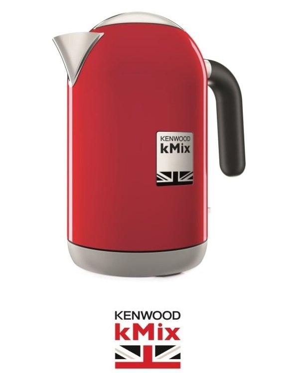 KENWOOD קומקום חשמלי KMIX PICASSO דגם ZJX740RD אדום