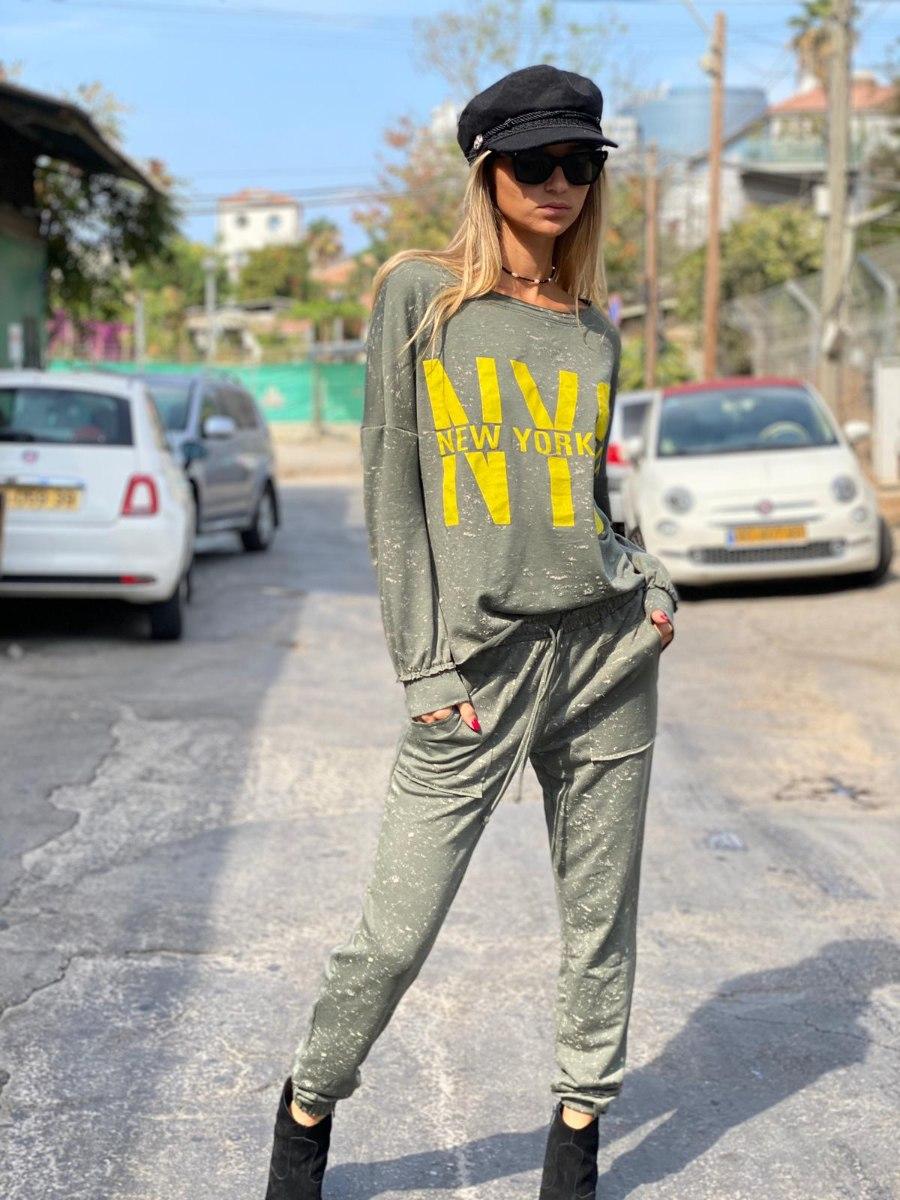 חליפת ניו יורק THOMAS
