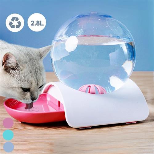 מתקן מים אוטומטי לחתול ולכלב
