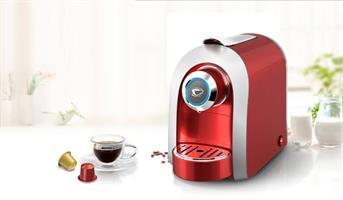 מכונת קפה - פרפטו תואמת קפסולות נספרסו