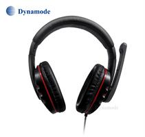 אוזניות מחשב, גיימר עם כניסת USB כולל כרטיס קול מבית Dynamode