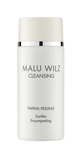 malu wilz - ניקוי פילינג פאפאיה