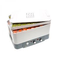 מייבש מזון דיגיטלי 6 מגשים L'equip FilterPro LD918B