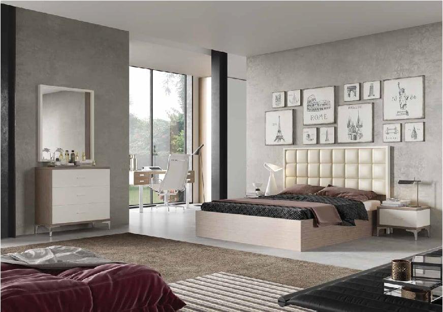 חדר שינה קזבלנקה