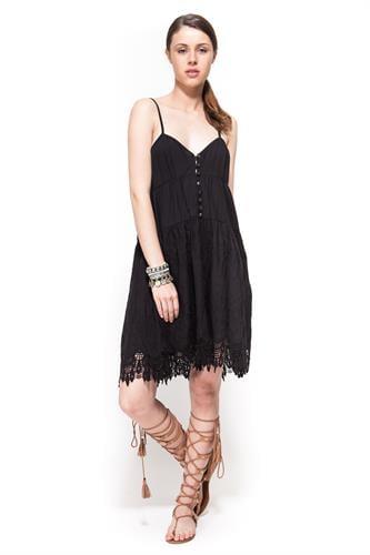 שמלת מילה שחורה
