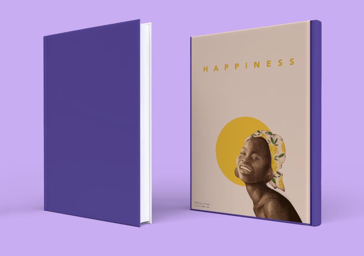 מחברת השראה- HAPPINESS