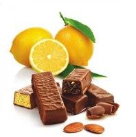 חטיפי חלבונים בטעם לימון
