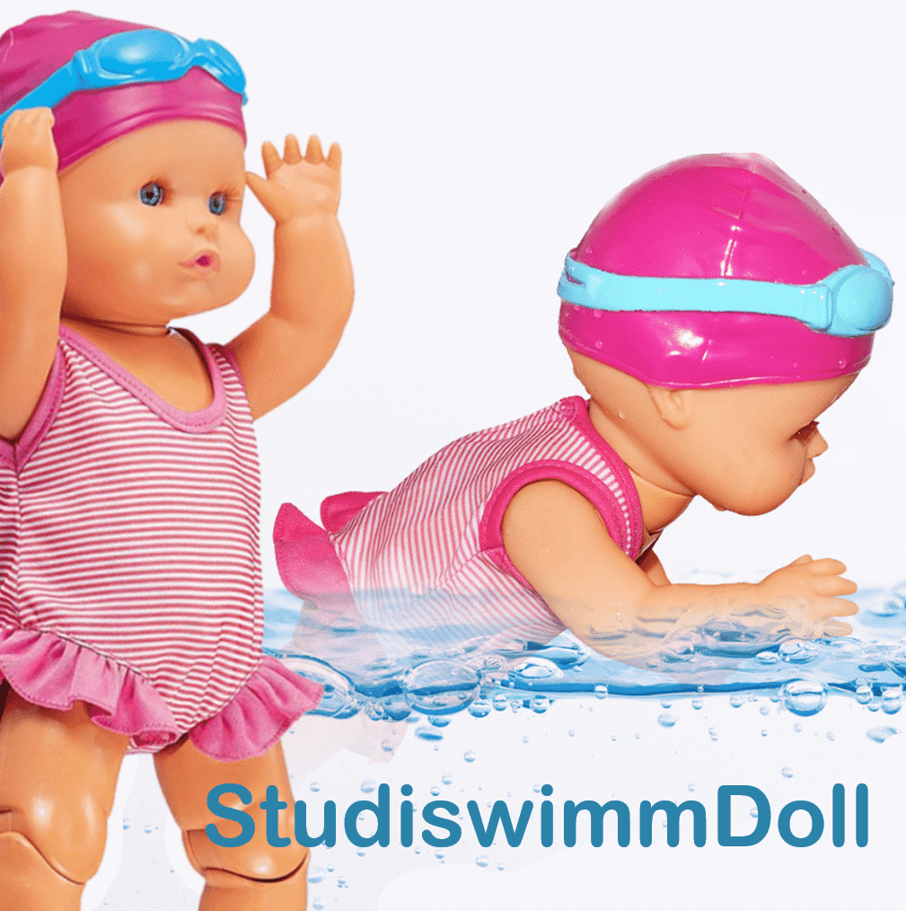 בובת לימוד שחיה לילדים- StudiswimmDoll