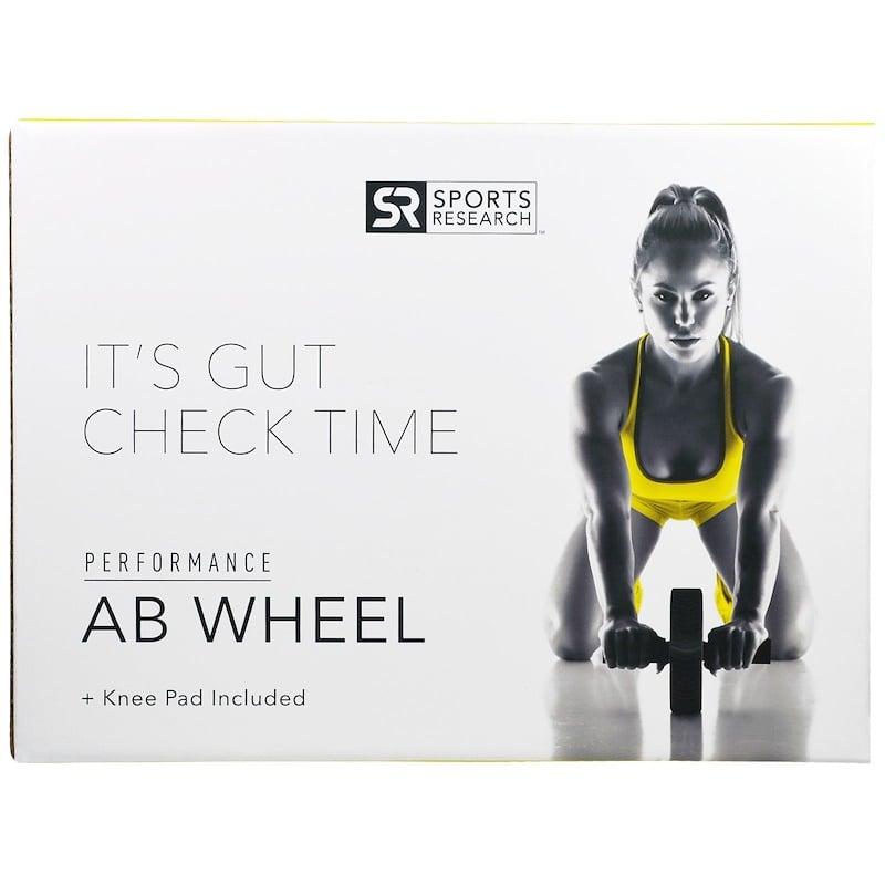 Sports Research|מכשיר אימון ביתי לעיצוב הבטן וחיזוק הגוף