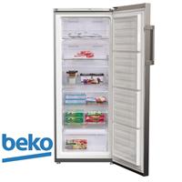 beko מקפיא 6 מגירות דגם: RFNE270L33W לבן
