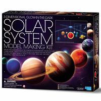 ערכת יצירה מובייל מערכת השמש תלת מימדי