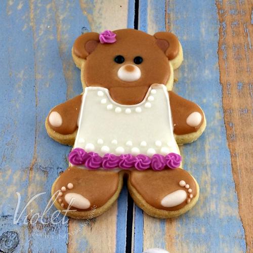 עוגית דובה