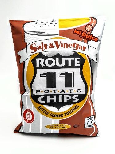 Route 11 בטעם חומץ ומלח,מארז מוגדל