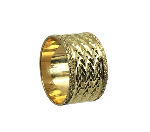 טבעת נישואין נשים זהב 14 קארט MY05170106533