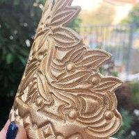 SHAKED CROWN Chocolate mold   Crown DIY Sugar Craft Fondant Chocolate Mold Decorating Tools