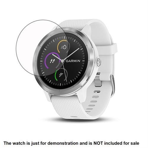 מגן זכוכית לשעון Garmin Vivoactive 3 - סט 3 יחידות