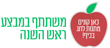 Shanabekef כלי לדבש ותפוחים צבעוני Dvash_16