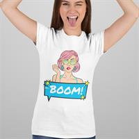 חולצת טי - Boom