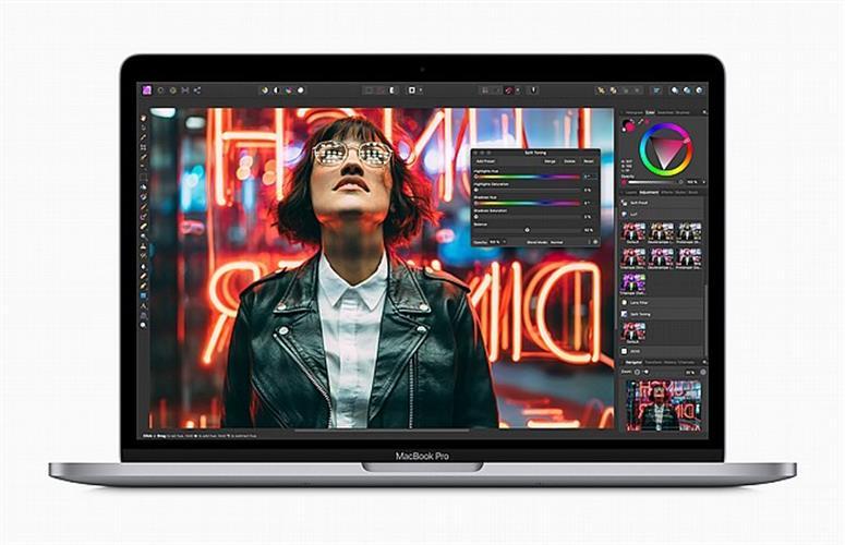 2020 Apple MacBook Pro 13 2.0Ghz QC 10th Gen i5 16/512 SILVER MWP72HB/A Z0Y8