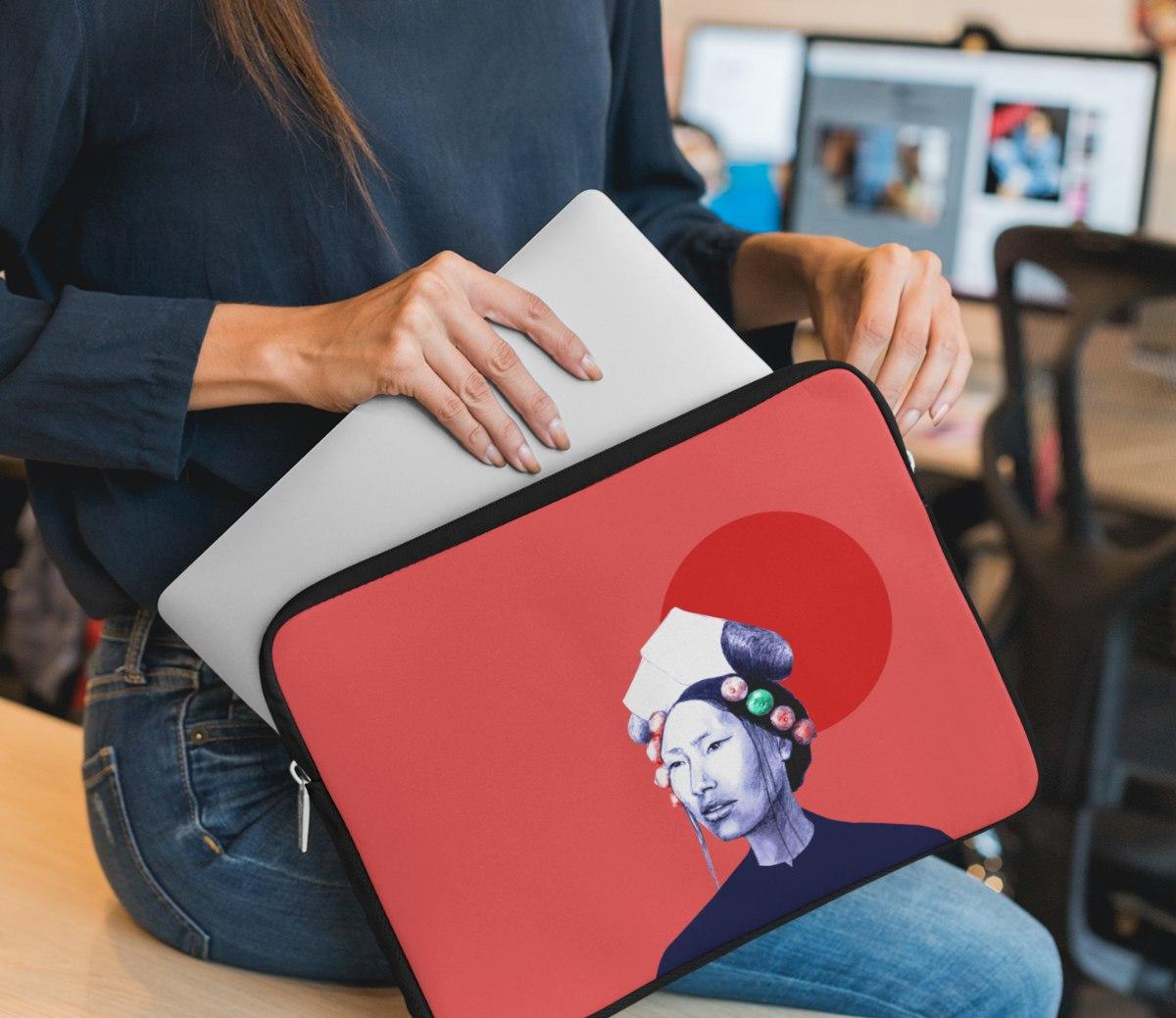 תיק למחשב נייד- טאשי