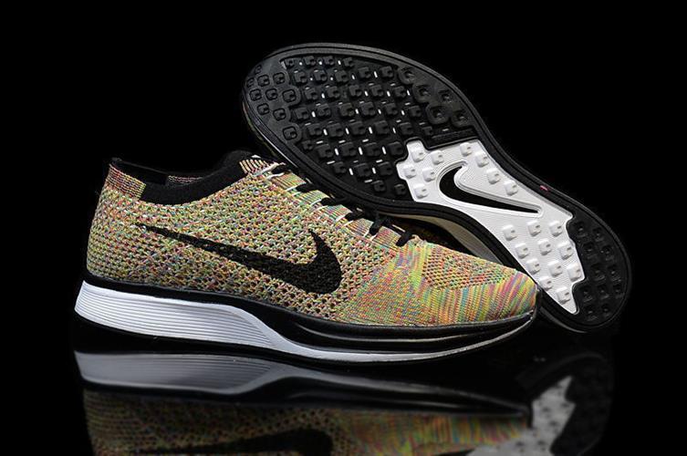 נעלי Nike Flyknit Racer בגימור Rainbow מידות 40-45
