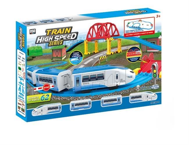 רכבת חשמלית גדולה - RITCO